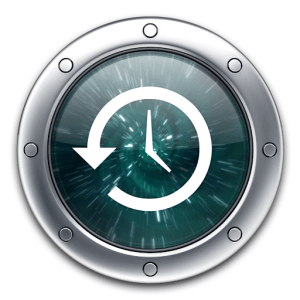 Icône de TimeMachine sous OS X