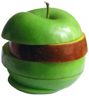 Pomme hybride et contre-nature ?