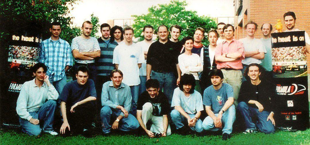 Lankhor : équipe de développement du jeu vidéo Official Formula 1 Racing (OF1R)