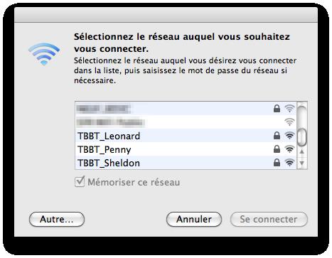 Réseaux Wi-Fi (ou WiFi)