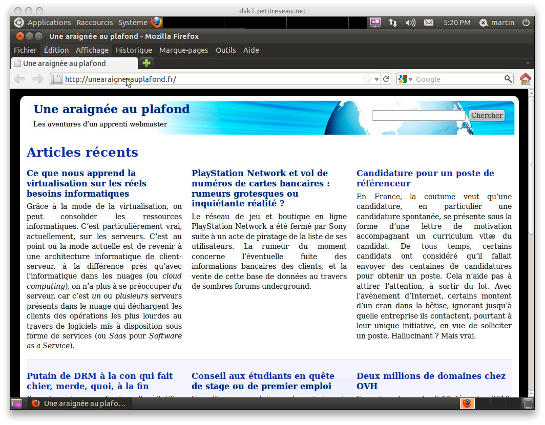 Guide d'installation d'Ubuntu Desktop sur Proxmox KVM en 64 étapes… humoristiques